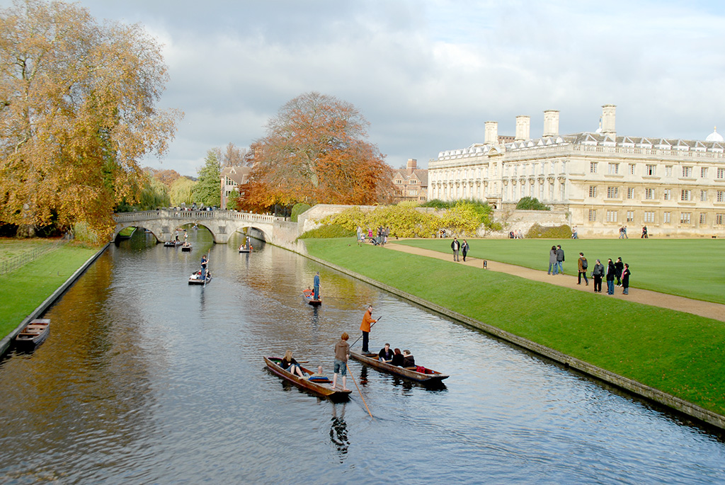 Cambridge Punting by Yudis Asnar on Flickr